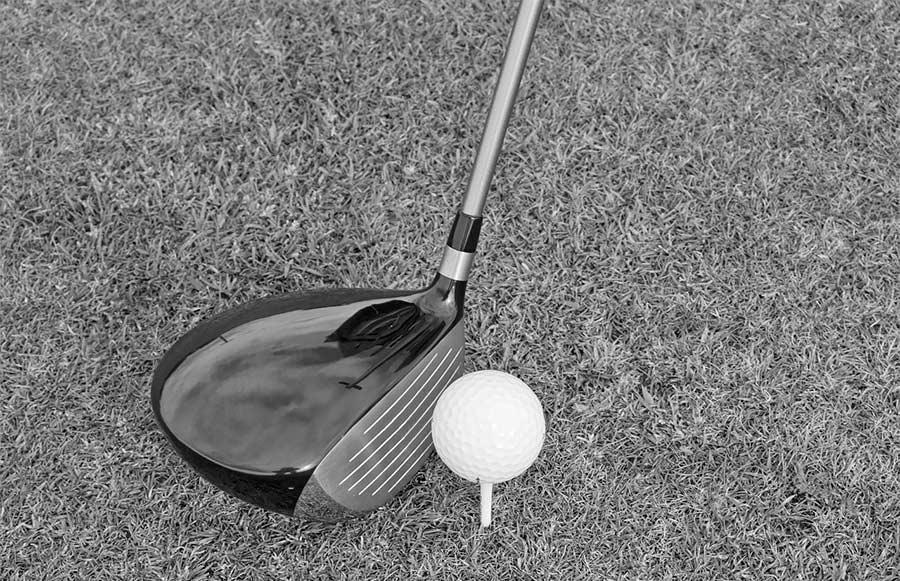 alte Golfer Weisheit